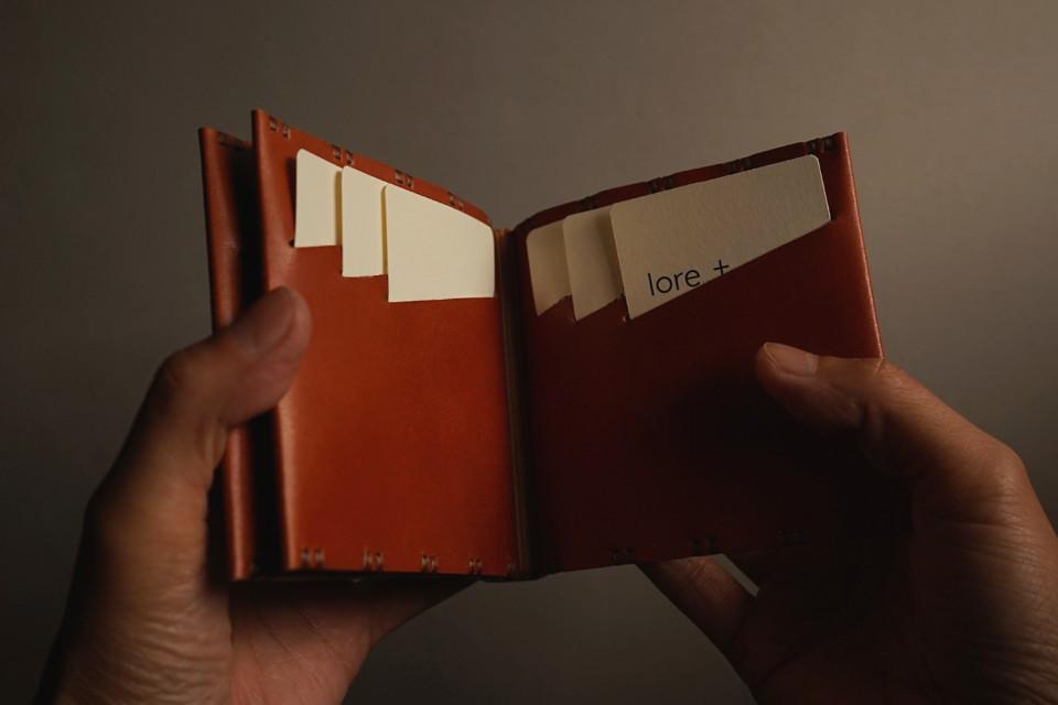 オーダーメイド – カードケース